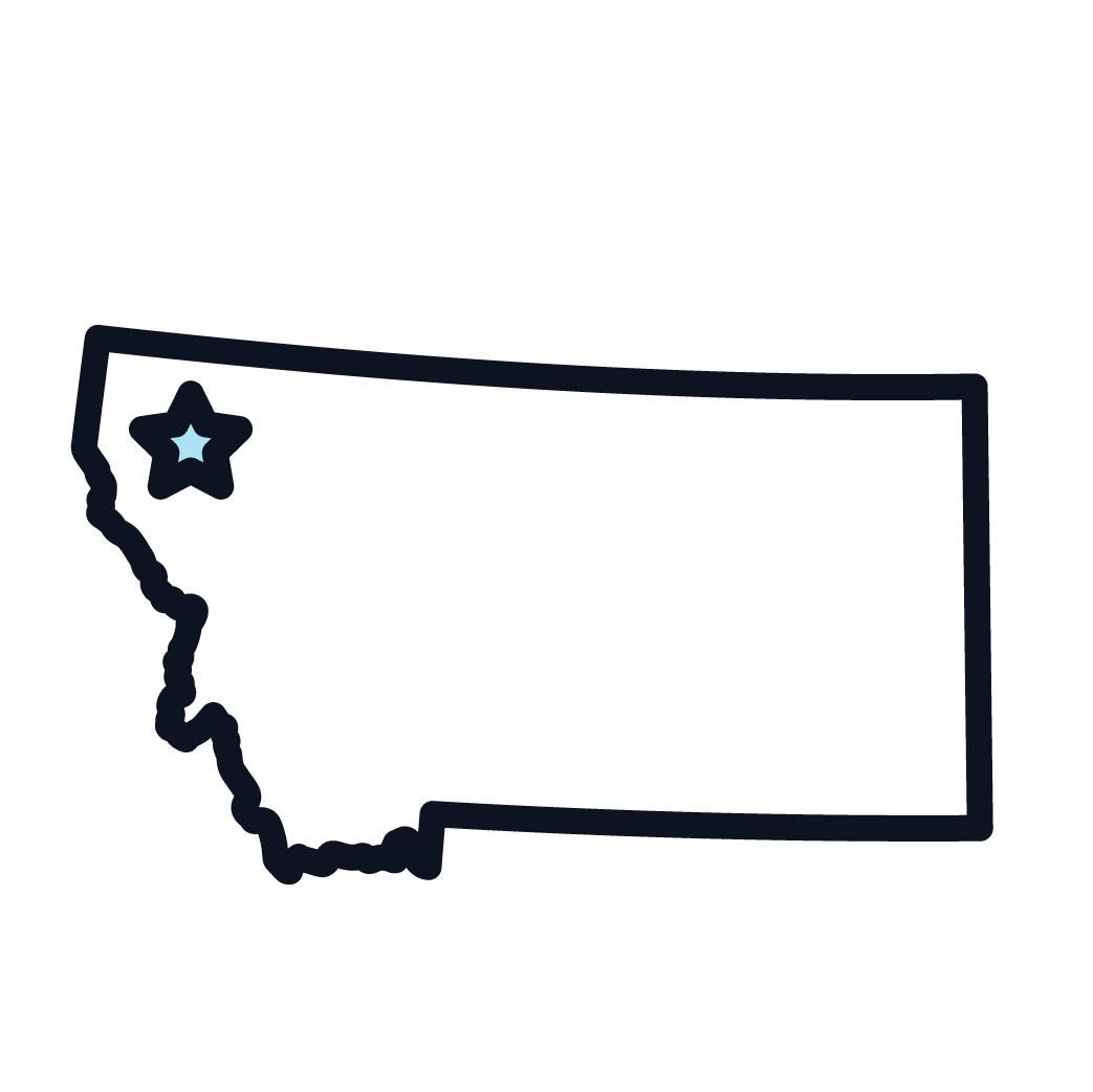 This is an image of Libby, Montana..